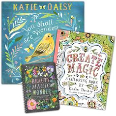 30 Katie Daisy Ideas Daisy Coloring Books Weekly Planner