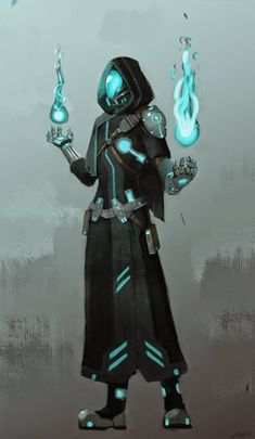 Image result for sci fi mage