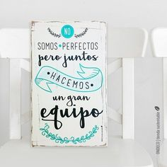 Cuadro Vintage con Frase Rustic Vintage Decor, Vintage Signs, Bestie Gifts, Christian Gifts, Wood Art, Wood Signs, Hand Lettering, Canvas Wall Art, Decoupage