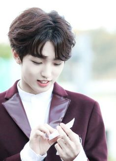 SunYoul: Angel mother of UP10tion :)