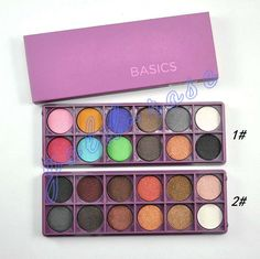 Wholesale cheap 12 color online, waterproof / water-Resistant - Find best hOT nEW makeup basics eyeshadow 12 color eye shadow palette 2 color (100 pcs/lot)+free gift at discount prices from Chinese eye shadow supplier on DHgate.com.