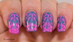 Lacky Corner: Electrify Pink!