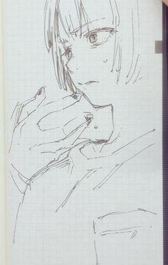 Character Sketches, Character Design References, Art Sketches, Gas Mask Art, Masks Art, Manga Drawing Tutorials, Art Poses, Drawing Reference Poses, Anime Sketch