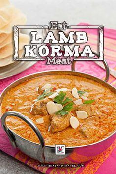 "EASY Lamb Korma Recipe - ""Creamy"" Indian Curry - Authentic Homemade"