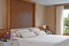 Madeira ripada é tendência na decoração – veja divisórias, painéis, móveis e muito mais! - Decor Salteado - Blog de Decoração e Arquitetura