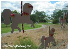 Carousel Birthday Party | Smart Party Planning