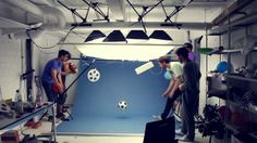 Making of o2 Think Big by Lucas Zanotto. This is the making of the spot for the o2 campaign Think Big.