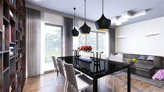 Projekt domu D102C 126,45 m2 - koszt budowy - EXTRADOM Table, Furniture, Home Decor, Decoration Home, Room Decor, Tables, Home Furnishings, Home Interior Design, Desk