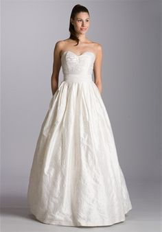 If I were to renew my vows tomorrow, this would be my dress.