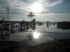 sunrise, Lombok