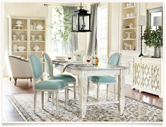 Ballard Designs | Louis Dining Room