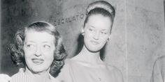 Bette Davis' Daughter Reveals Details About Her Mother's Bizarre History  - CountryLiving.com