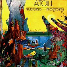 MUSICIENS-MAGICIENS Studio Album, released in 1974 Songs / Tracks Listing 1. L'hymne médiéval (3:10) 2. Le baladin du temps (11:23) 3. Musiciens-magiciens (3:45) 4. Au-delà des écrans de cristal (5:29) 5. Le secret du mage (2:55) 6. Le berger (3:50) 7. Je suis d'ailleurs (8:15) Total Time: 38:47 Bonus tracks (live)  8. Au-delà des écrans de cristal (4:30) 9. Fille de neige (6:48) 10. Je fais un rêve (3:34) 11. Musiciens-magiciens (4:40) Lyrics Search ATOLL Musiciens - Magiciens lyrics Music…