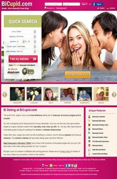 best bi dating sites The world's best and largest bisexual dating site for bisexual singles and friends here you can find sexy and open-minded singles to explore their sexuality.