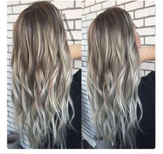 Ashy blonde balayage hair painted by @ debsbeautycorner Ashy Blonde Balayage, Ashy Blonde Highlights, Bayalage, Hair Color And Cut, Hair Painting, Hair Videos, Hair Day, Pretty Hairstyles, Short Hairstyle