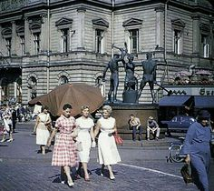 Helsinki, 1950's perhaps