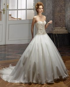 Its easy to see why these Ball gowns and A-lines are best sellers for our new Featured Designer Diane Legrand ! To see the best sellers from the beautiful Diamant and Assorti 2015 collections click http://www.weddingdressexpert.co.uk/dress-gallery/?filtering=1&filter_designer=518
