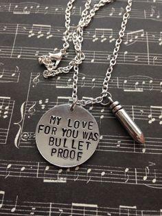 Pierce The Veil Bulletproof Love Lyrics Hand by BandsAndMetal