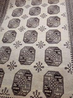 Turkoman Aqcha 6m May Sale | Tribal Rugs & Persian Carpets Australia | Shikara Design