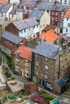 Staithes, North Yorkshire! Click through to see 25 more of the most beautiful villages in the world!