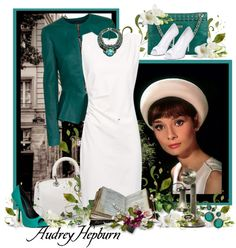 """""""audrey hepburn style"""" by countrycousin ❤ liked on Polyvore"""