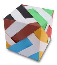 「折り紙 ユニット」の画像検索結果
