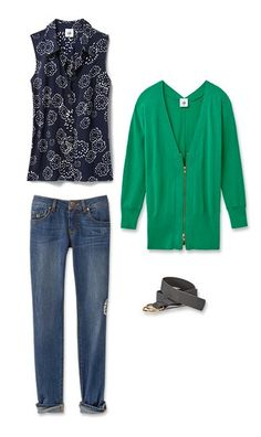 Check out five unique ways to mix and match the Wish Top with other cabi items!   My online store is open 24/7 for your shopping pleasure. jeanettemurphey.cabionline.com