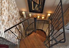 60 id es d 39 escalier colima on pour l 39 int rieur et pour l 39 ext rieu - Amenager sous escalier ...