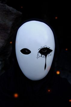 Made to Order Dark Souls 2 Assassin Mask by AnotherFaceStudio