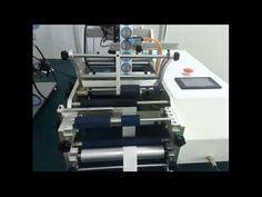 tabletop semi automatic syringe labeling machine semi auto syringe label...