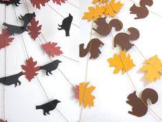 Autumn Garlands