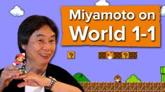 Legendary Nintendo Designers Explain How the Most Iconic Level in 'Super Mario Bros.' Was Made