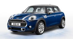MINI Seven Special Edition is coming to play with it! Enjoy the design and the idea.