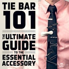 Quick tip there is both a right and wrong way to wear a tie bar tie bar 101 the ultimate guide to tie bars ccuart Images