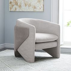 Thea Chair   West Elm   $525