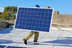 LuvSolar Solar Installation in Newcastle