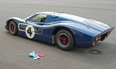 Ford GT40 Long Tail