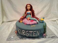 Kirstens chokoladekage.