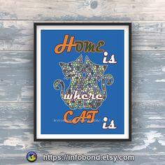Zelinda foldera onurc96 on pinterest discount coupon code printable cat wall art quote cat fandeluxe Gallery
