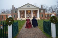 Alternative tourist destinations in VA 5. James Madison's Home at Montpelier, Orange