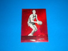 2011-12 UD Metal Universe Rick Barry /150 Precious Metal Gems RED: Card is #PM-26 (145/150).  All cards in NRMINT-MINT condition. Any questions feel free to ask. SMOKE FREE HOME!  All cards are put in a top loader and shipped in a bubble wrapper envelope!  Be sure and check my store on a regular basis to see what new items I have posted. THANK YOU!...