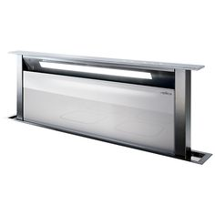 Buy Elica Andante Downdraft Cooker Hood, White Online at johnlewis.com 2150 quid