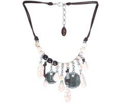 Collar Atacama Multidangles Necklace de Nature Bijoux colección Atacama