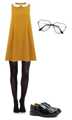 """""""🥀"""" by laure-lien on Polyvore featuring SPANX and Tricker's"""