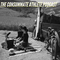We did a mini-photo shoot for The Consummate Athlete Podcast and I am so stoked on it! consummateathlete.com #getoutside #vanlife #viewslikethese #nomadlife