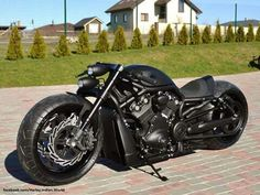 Amazing Harley Davidson Motorcycle like the V-Rod, Harley Iron HD 750 street and other else starting up. Harley Davidson Night Rod, Motos Harley Davidson, Night Rod Special, Harley V Rod, Harley Bikes, Harley Night Rod, Custom Street Bikes, Custom Bikes, Moto Bike