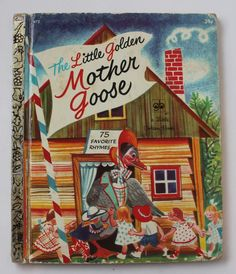 A Cool Collectible: Little Golden Books