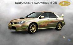 Subaru Impreza WRX STI 06