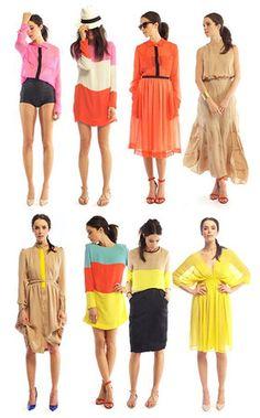 Heidi Merrick : dress