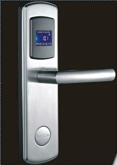 Hotel Swipe Cardlock (S3072H) - China Swipe Card;Hotel Product;Hotel Proximity Lock, ORBITA